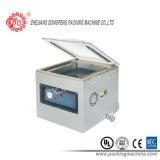 Mastic de colmatage semi-automatique de vide de poissons de nourriture de café (DZ-400)