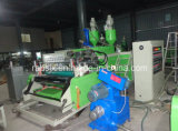 Double Screw Extrusion PE Stretching Film Machine