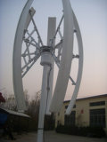 Vertikales Mittellinien-Wind-Turbine-Wind-Generatorsystem