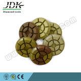 Almofadas de polonês do assoalho da ligação da resina do diamante para ferramentas de moedura concretas