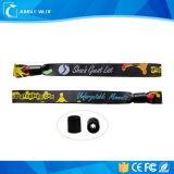 Wristbands ткани горячего сбывания конкурентоспособной цены выполненные на заказ