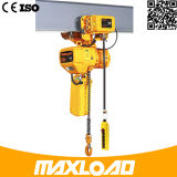 Élévateur à chaînes électrique neuf du modèle Er2 de Maxload avec la pente M5 fonctionnante