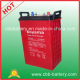 Batterie profonde 6V 420ah de cycle de bateau électrique de prix usine