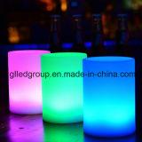Tisch-Lampen-Garten-Möbel-Tisch-innere Beleuchtung der RGBW Batterie-LED