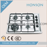Appliances domestico Doubai Table Gas Stove con 4 Burners Electrodomesticos