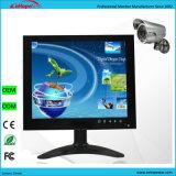 Het Geval van het Metaal van het veiligheidssysteem 8 de Monitor van kabeltelevisie van kabeltelevisie LCD Monitor/BNC van de Duim