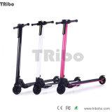 가장 가벼운 무게 접히는 기동성 스쿠터 전기 발동기 달린 자전거 스쿠터