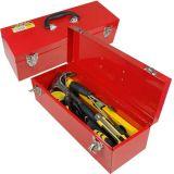 La main usine la boîte à outils simple de plateaux en métal pour des outils de matériel