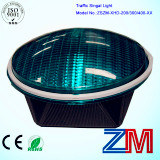 2014 Raw Ambre Top de haute qualité solaire Flashing Light / alarme solaire Beacon / Trafic Flashing Light Lamp