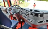 Tête chaude d'entraîneur d'Élevé-Toit de Sih 380HP Genlyon M100 4X2