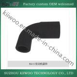 Peças sobresselentes da borracha de silicone para a máquina