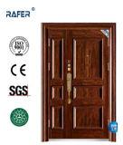 新しいデザイン母息子の鋼鉄ドア(RA-S128)