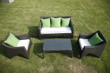 Boutique Garden Outdoor moderne Coffee Table et chaises