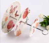 (BC-PM1018) Piastrina di dessert di ceramica d'imitazione riutilizzabile della melammina di alta qualità