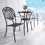 Presidenze di alluminio anodizzate patio esterno della mobilia di buona qualità di prezzi bassi da vendere