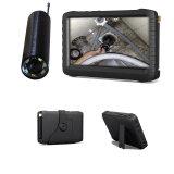 """5 """" HDマイクロ小型2.4GHz無線管点検カメラDVR 5 """"スクリーンHDのビデオレコーダーTe810h"""