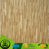 Het houten Document van de Druk van de Korrel Decoratieve met Aantrekkelijk Patroon