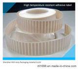 PVCペット物の言えない銀製のステッカーの生産を専門にしている製造業者