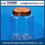 1100ml Pet Plastic Herbal Rosa Tea Jar