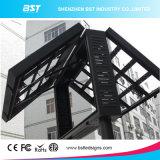 Venta caliente P8 SMD3535 de acceso frontal / Servicio Frente al aire libre LED de visualización de publicidad