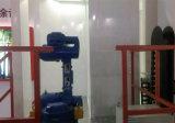 Máquina de capa y de rociadura para los productos del metal y del aluminio