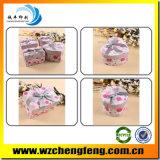 Rectángulo de empaquetado modificado para requisitos particulares aceptable del diseño/rectángulo de regalo de la joyería
