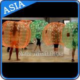 Bola de parachoques adulta/bola de parachoques de la burbuja del cuerpo/bola de la burbuja para el fútbol
