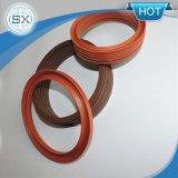 De V- Verpakking plaatst fluorocarbon-Stof Versterkte Fluorocarbon V- Ringen Withadaptors