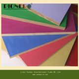 16mm Wooden Grain Mlelamine Particle Board per Kitchen Cabinet