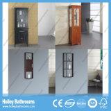 Mobília clássica vendável popular americana do banheiro do lado da madeira compensada (SC120M)