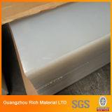 Hoja plástica del plexiglás del color del molde de la hoja transparente PMMA del plexiglás