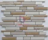 Marble Mosaic (CFS657)のストリップShape Ceramic