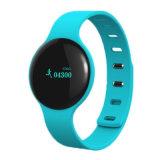 Traqueur sec de forme physique d'activité de montre de Bluetooth de bracelet de Pedometer de bracelet