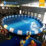 Het populaire Commerciële Reuze Volwassen Opblaasbare Grote Opblaasbare Zwembad van Pools