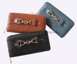 새로운 디자인 PU 지갑 기계설비 장식 못 디자인 지갑