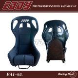 渦のカーボンファイバー及びガラス繊維の裏付けが付いている軽量の最も新しいカードライバーのシート