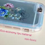 Het in het groot Snelle Geval van de Telefoon van het Ontwerp van het Zand voor iPhone6/6s