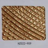 Peinture artistique de texture de pierre décorative de Hualong ISO14001 ISO9001