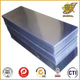 Folha durável do PVC feita em China usada para o material de construção
