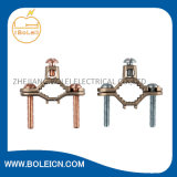 Form-Bronzemasseklemme für Draht-Reichweite 10 - 4