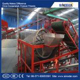 Dell'impianto composto della linea di produzione del fertilizzante della linea di produzione del fertilizzante di NPK/NPK/NPK