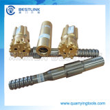 Shank affusolato Adapter per Rock Drill