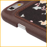 Plutônio quente Leather Caso de New Products para Cell Phone