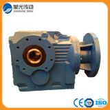 Reductor engranado helicoidal del engranaje del motor