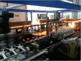 Equipo del moldeo por insuflación de aire comprimido de la botella del estiramiento del motor servo para la cadena de producción del agua