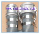 """Mangueira de alta pressão de TPU Layflat com 660ft/Roll (1 """" - 12 """")"""