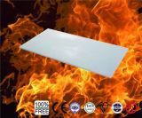 Isolação térmica e placa de fibra decorativa da divisória