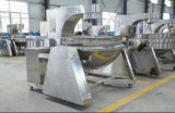 Steel inoxidável Tilting & Agitation Jacketed Kettle para Food (misturador de alimento)