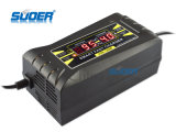 새로운! 삼상 비용을 부과 최빈값 (SON-1206D)를 가진 Suoer 5A 12V 자동차 배터리 충전기