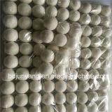 Billes de feutre de dessiccateur de blanchisserie de laines
